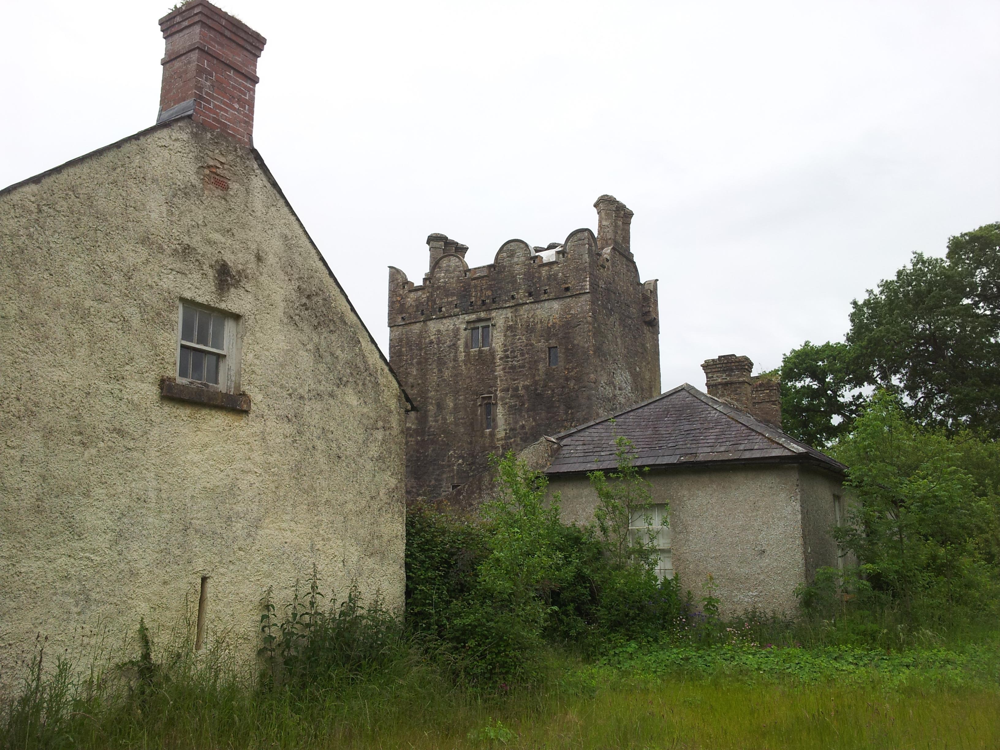 02 grange castle co kildare visions of the past for Kildare castle