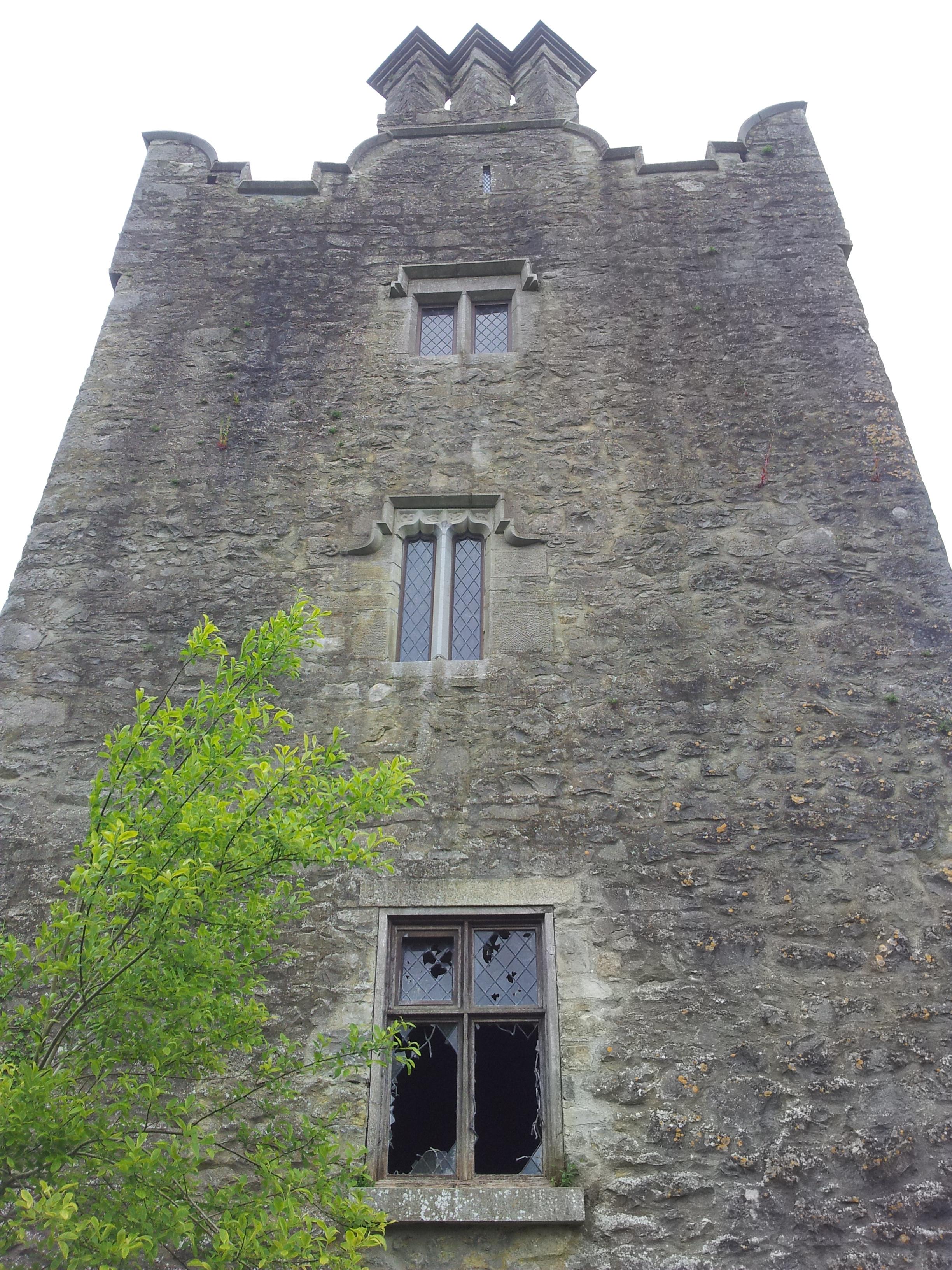 09 grange castle co kildare visions of the past for Kildare castle